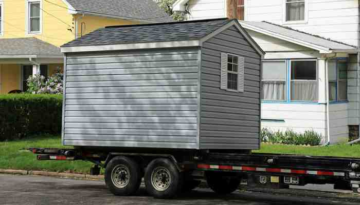 Storage Shed Movers In Charlotte Nc